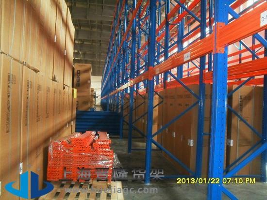 车间仓储货架图片