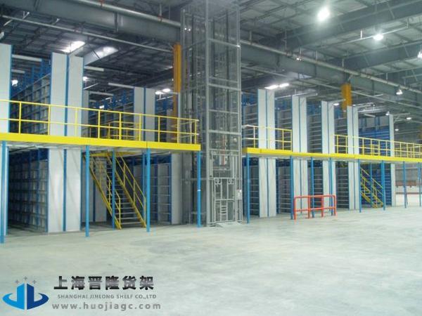 上海晋隆钢平台厂
