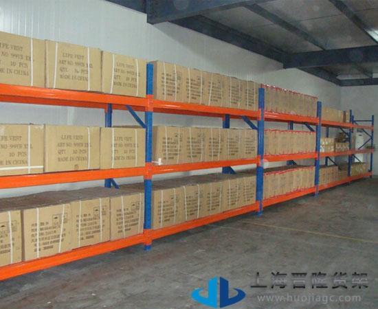 上海中量型仓储货架各种款式厂家直销图片