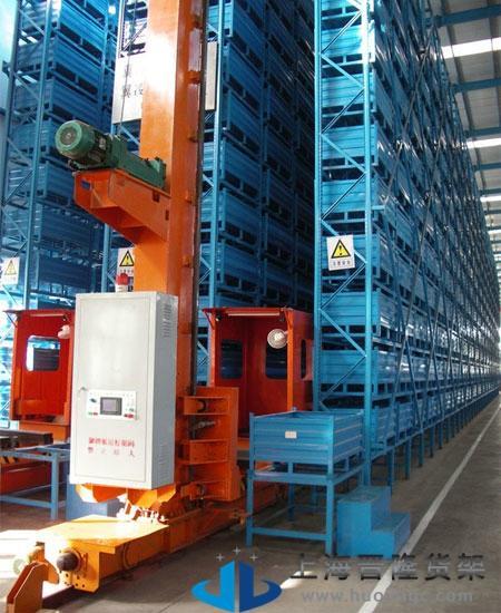 上海重型立体仓库货架新款图片可定做