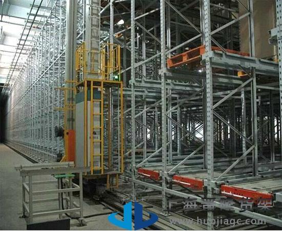 上海专用立体仓库货架2014新款图片