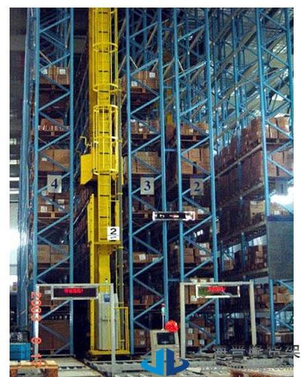 上海大型立体仓库货架制作厂家长期供应