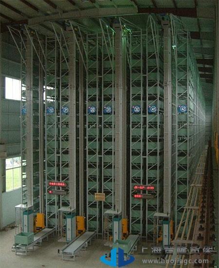 上海自动化立体仓库货架各种款式图片
