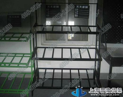 上海松江优质果蔬货架款式多样可定做