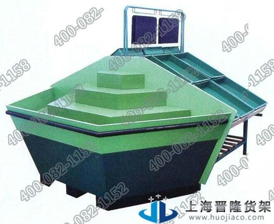 上海晋隆货架钢松江承重果蔬货架新款图片