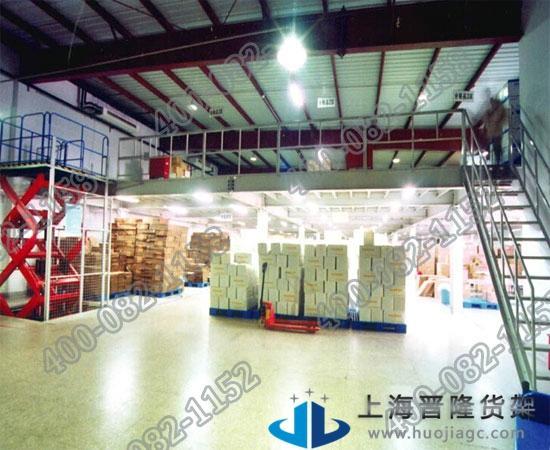 上海小型图书阁楼货架尺寸可定做最新款图片