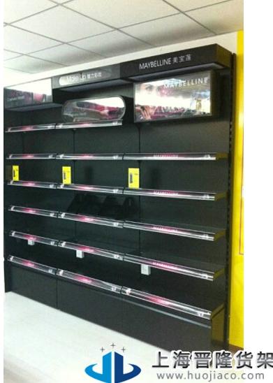 彩妆化妆品货架