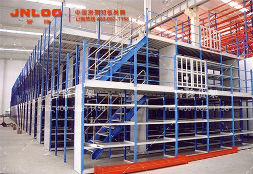 上海仓储货架阁楼货架
