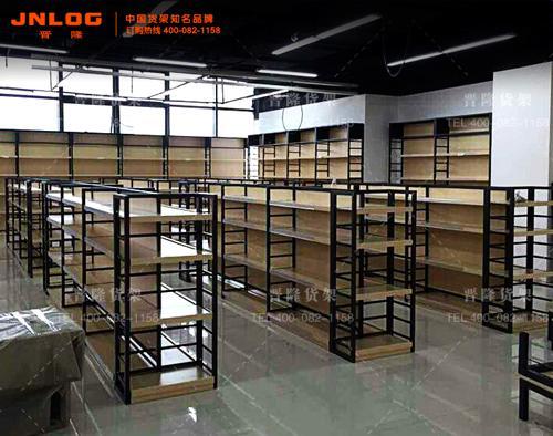 上海超市货架——进口食品超市货架